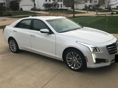 2016 Cadillac CTS lease in RICHMOND HEIGHTS,OH - Swapalease.com