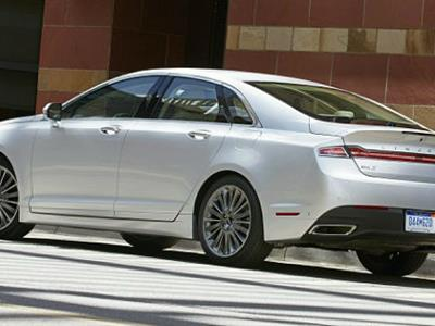 2017 Lincoln MKZ lease in Park Ridge,NY - Swapalease.com