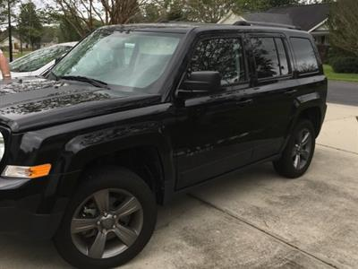 2016 Jeep Patriot lease in Myrtle Beach,SC - Swapalease.com