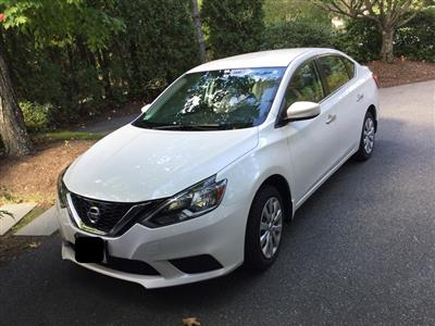 2016 Nissan Sentra lease in Plymouth,MA - Swapalease.com