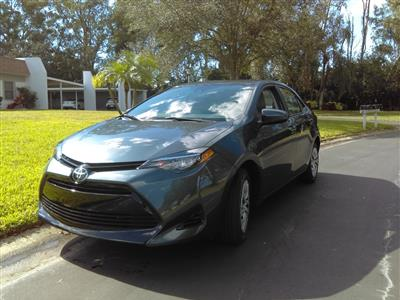 2017 Toyota Corolla lease in Clearwater,FL - Swapalease.com