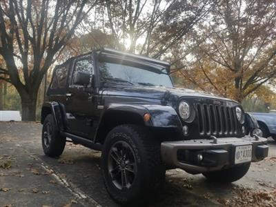 2017 Jeep Wrangler lease in ANNANDALE,VA - Swapalease.com