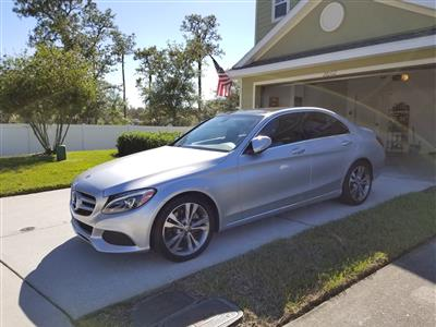 2015 Mercedes-Benz C-Class lease in Tampa ,FL - Swapalease.com