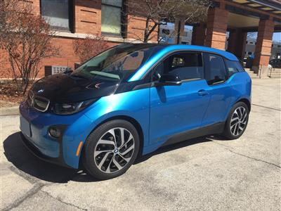 2017 BMW i3 lease in Riverside,IL - Swapalease.com
