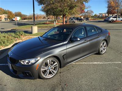 2017 BMW 4 Series lease in Richmond ,VA - Swapalease.com