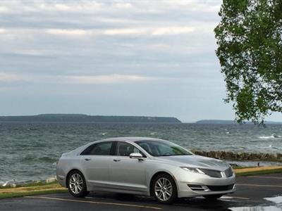 2017 Lincoln MKZ lease in Baltimore,MD - Swapalease.com