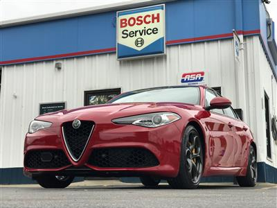 2017 Alfa Romeo Giulia lease in Kernersville,NC - Swapalease.com