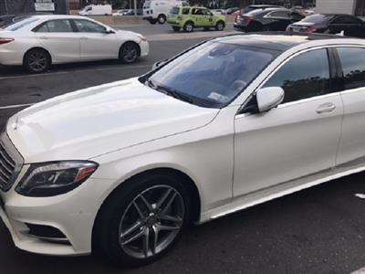 2016 Mercedes-Benz S-Class lease in FORREST HILLS,NY - Swapalease.com