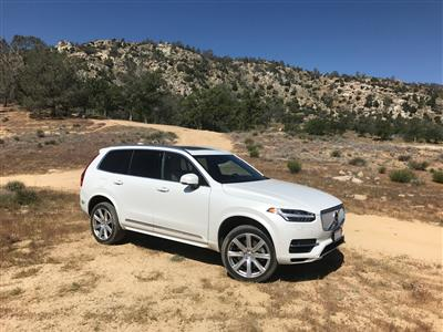 2017 Volvo XC90 lease in Campbell,CA - Swapalease.com