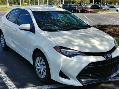 2017 Toyota Corolla lease in TAMPA,FL - Swapalease.com