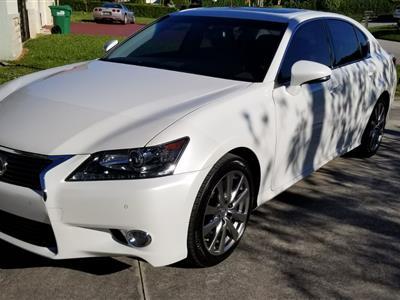 2015 Lexus GS 350 lease in Miami,FL - Swapalease.com