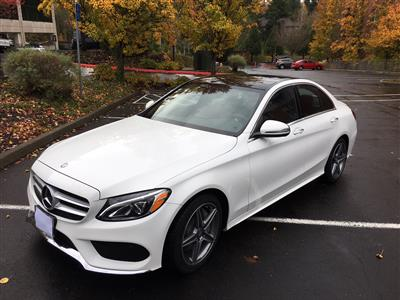 2016 Mercedes-Benz C-Class lease in Lake Oswego,OR - Swapalease.com