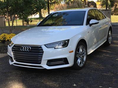 2017 Audi A4 lease in Vienna,WV - Swapalease.com