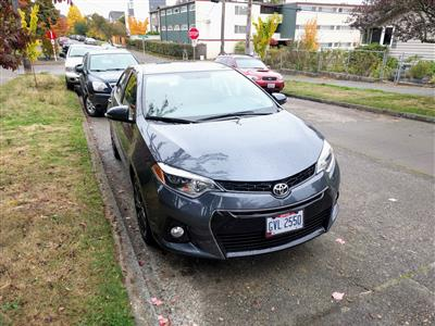 2016 Toyota Corolla lease in Seattle,WA - Swapalease.com