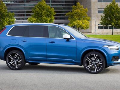 2017 Volvo XC90 lease in New York,NY - Swapalease.com
