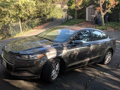 2016 Ford Fusion lease in Aliso Viejo,CA - Swapalease.com