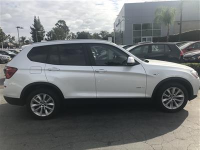 2016 BMW X3 lease in Anaheim,CA - Swapalease.com
