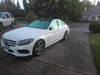 2015 Mercedes-Benz C-Class lease in granite bay,CA - Swapalease.com