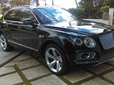2018 Bentley Bentayga lease in West Palm Beach,FL - Swapalease.com
