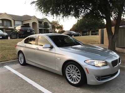 2013 BMW 5 Series lease in Plano,TX - Swapalease.com