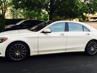 2017 Mercedes-Benz S-Class lease in Schaumburg,IL - Swapalease.com