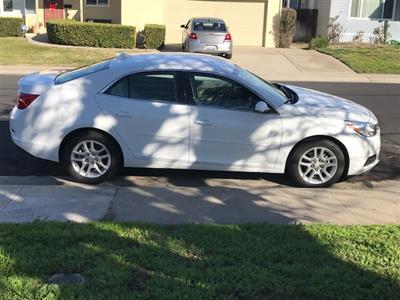 2016 Chevrolet Malibu lease in Manteca,CA - Swapalease.com