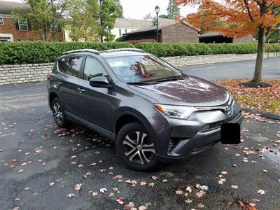 2016 Toyota RAV4 lease in Cincinnati,OH - Swapalease.com