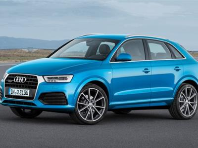 2017 Audi Q3 lease in Panorama City,CA - Swapalease.com