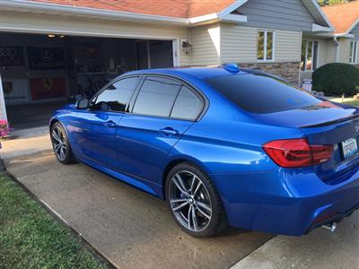 2016 BMW 3 Series lease in Westville,IL - Swapalease.com