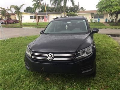 2016 Volkswagen Tiguan lease in Plantation,FL - Swapalease.com