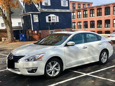 2015 Nissan Altima lease in North Andover,MA - Swapalease.com