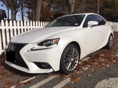 2014 Lexus IS 250 lease in Rockaway,NJ - Swapalease.com