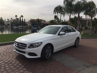2016 Mercedes-Benz C-Class lease in Santa Ana,CA - Swapalease.com