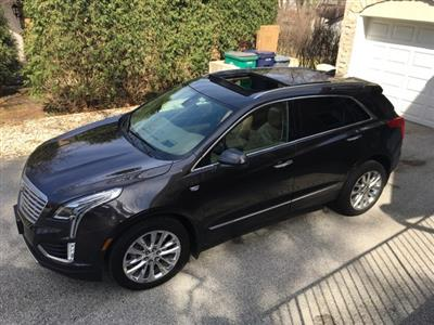 2017 Cadillac XT5 lease in ORLAND PARK,IL - Swapalease.com