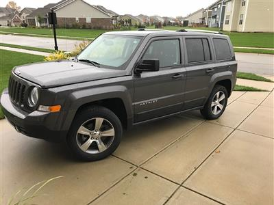 2016 Jeep Patriot lease in Westfield,IN - Swapalease.com