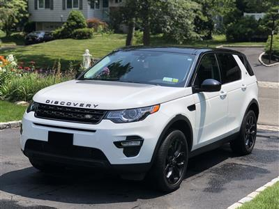 2016 Land Rover Discovery Sport lease in Hauppauge,NY - Swapalease.com