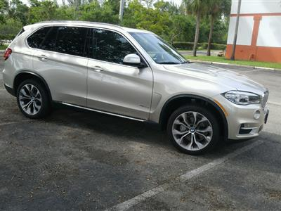 2016 BMW X5 lease in Coral Springs,FL - Swapalease.com