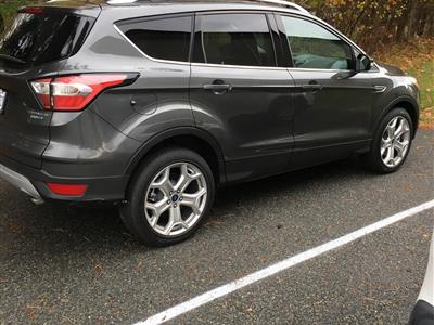 2017 Ford Escape lease in Stewartsville,NJ - Swapalease.com
