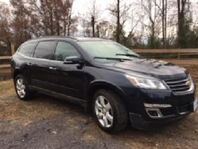 2017 Chevrolet Traverse lease in Sperryville,VA - Swapalease.com