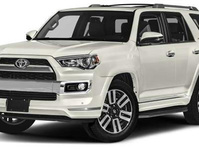 2017 Toyota 4runner Lease In Paic Nj Swapalease
