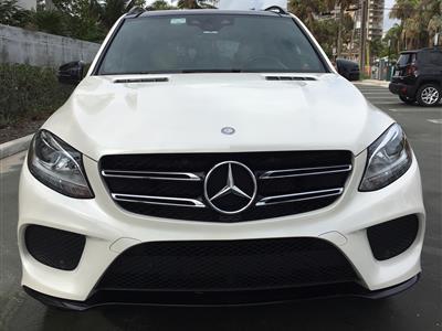 2017 Mercedes-Benz GLE-Class lease in Tucson,AZ - Swapalease.com