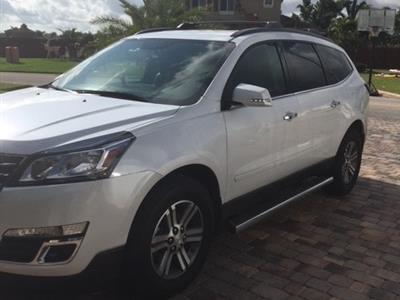 2016 Chevrolet Traverse lease in Miami,FL - Swapalease.com