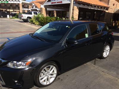 2017 Lexus CT 200h lease in Glendale,CA - Swapalease.com