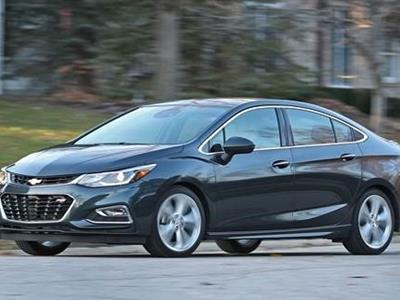 2017 Chevrolet Cruze lease in Seattle,WA - Swapalease.com