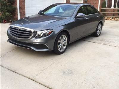 2017 Mercedes-Benz E-Class lease in Statesville,NC - Swapalease.com