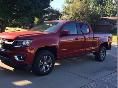 2016 Chevrolet Colorado lease in Muncie,IN - Swapalease.com