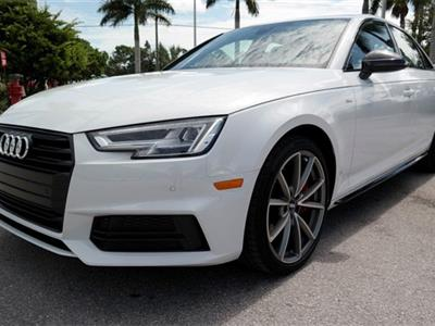 2018 Audi A4 lease in Sunny Isles,FL - Swapalease.com