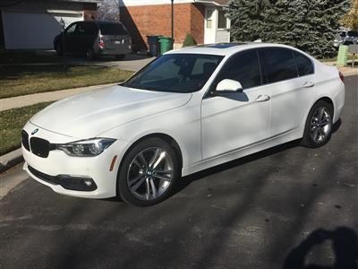 2016 BMW 3 Series lease in Sandy,UT - Swapalease.com