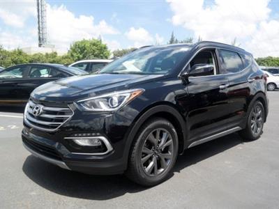 2018 Hyundai Santa Fe Sport lease in Sunny Isles,FL - Swapalease.com