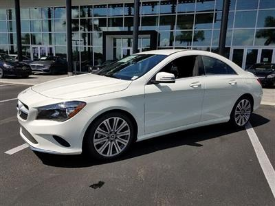2018 Mercedes-Benz CLA Coupe lease in Sunny Isles,FL - Swapalease.com